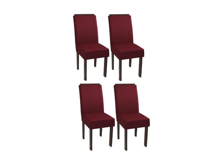 Conjunto Com 4 Cadeiras Nova Romana