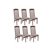 Produto Conjunto Com 6 Cadeiras Catedral