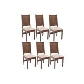 Produto Conjunto Com 6 Cadeiras Mariah